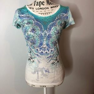 Miss Me Lace Back Top